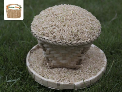 Pokhareli Local Brown Rice - 20 Kgs