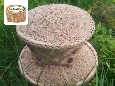 Pokhreli Brown Rice - 1 Kgs